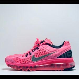 Nike Air Max 2013 Pink Women's